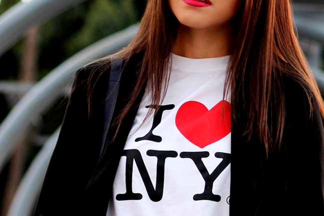 camiseta i love nueva york